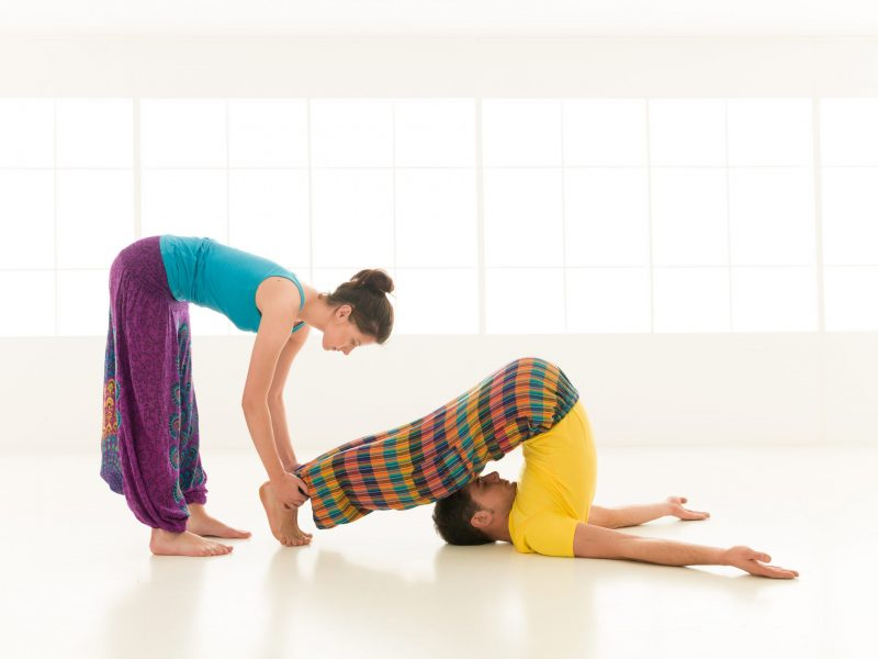 Yoga teacher classes