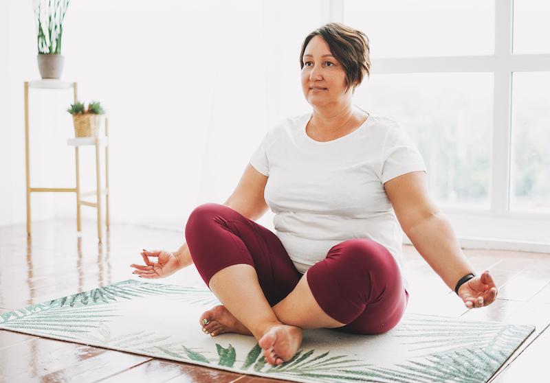 Gentle yoga benefits