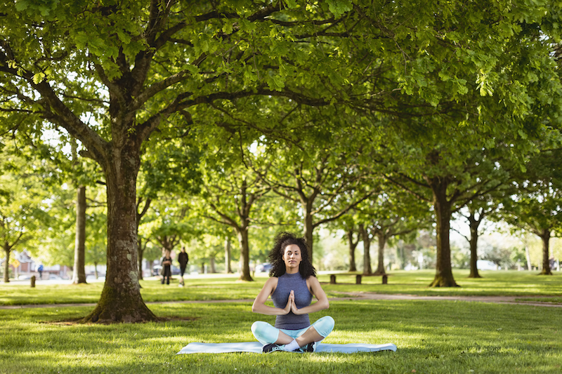 Mind Body and Nature Connection